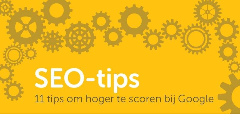 SEO-tips om hoger te scoren bij Google